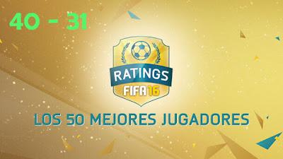 Los mejores jugadores FIFA 16 Ultimate Team, los jugadores con más media FIFA 16 Ultimate Team