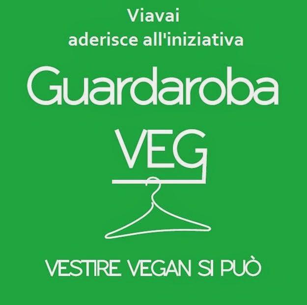 """VIAVAI aderisce al progetto """"Guardaroba VEG"""""""