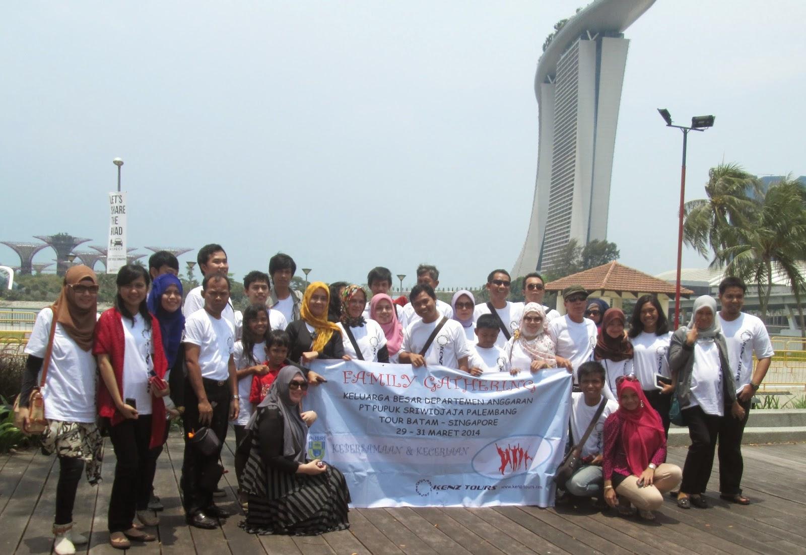 Paket Wisata Tour Thailand Malaysia Singapura Murah