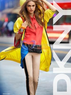 DKNY 2013 Yeni İlkbahar Koleksiyonu yenikadınmodasi