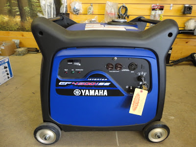 Discount yamaha generators for sale in michigan for Yamaha generator for sale