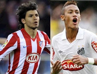 Kun Aguero or Neymar: Real Madrid decides