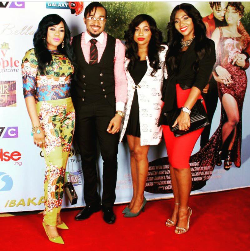 so in love nollywood movie