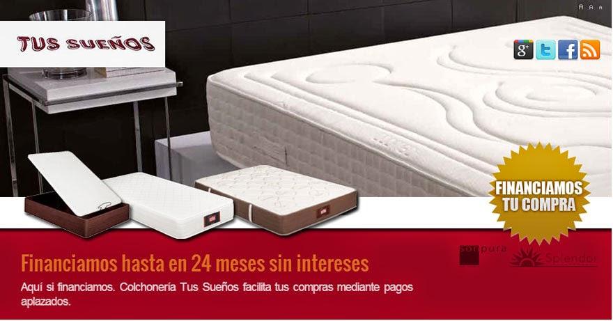 Gran Oferta de colchones, somieres y canapés en Madrid