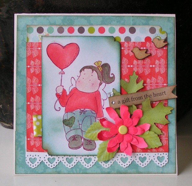 Boukjes blog felle kleurtjes bij bo bunny for Gekleurd papier action