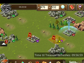 Age of Empire Android Castle Outdoor