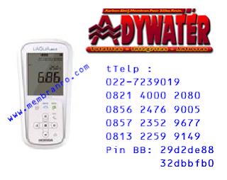 HORIBA: PORTABLE pH METER D-71 | 081322 599149 | JUAL ORP METER | JUAL PH METER