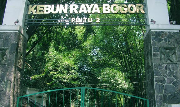 Harga Tiket Masuk Kebun Raya Bogor Juni 2014