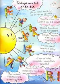 Dibuja un sol cada día