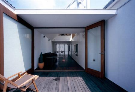 Dise o de una casa para espacios peque os arquitectura y for Diseno de libreros para espacios pequenos