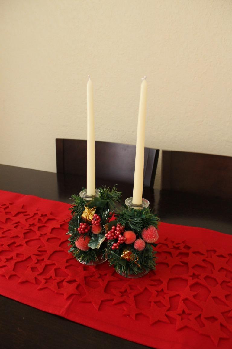 Fsn decoraci n centro de mesa navide o - Adornos de mesa navidenos ...