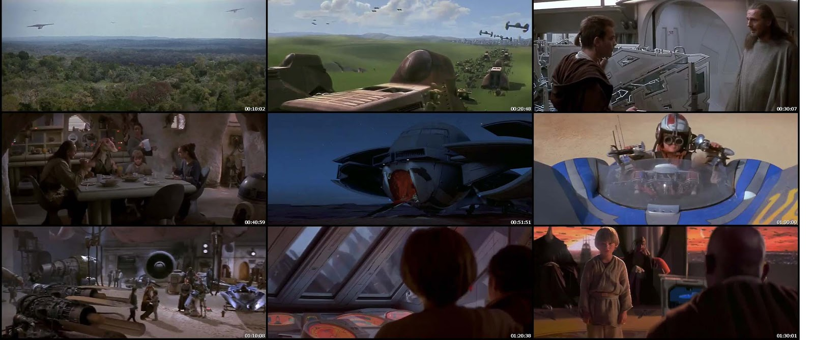 Star Wars: Episode I (1999) Screenshots