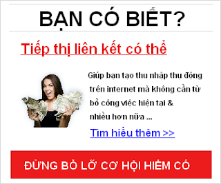 ho tiep thi lien ket - affiliate - seo - online marketing