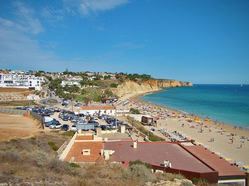 Algarven coast