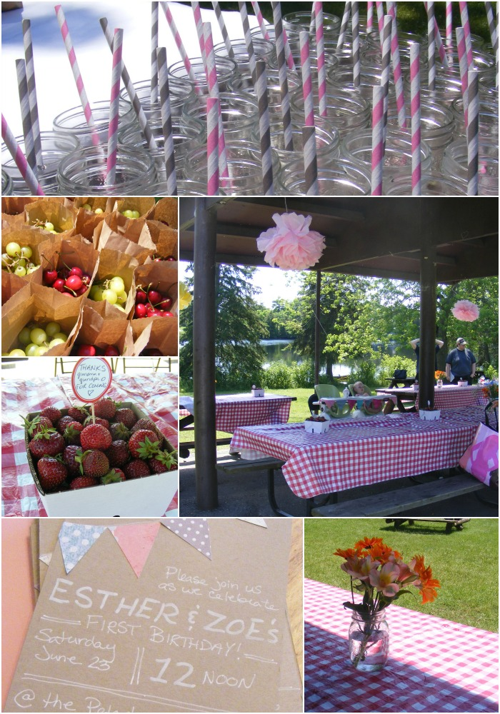 A First Birthday Picnic Party The Complete Guide To Imperfect
