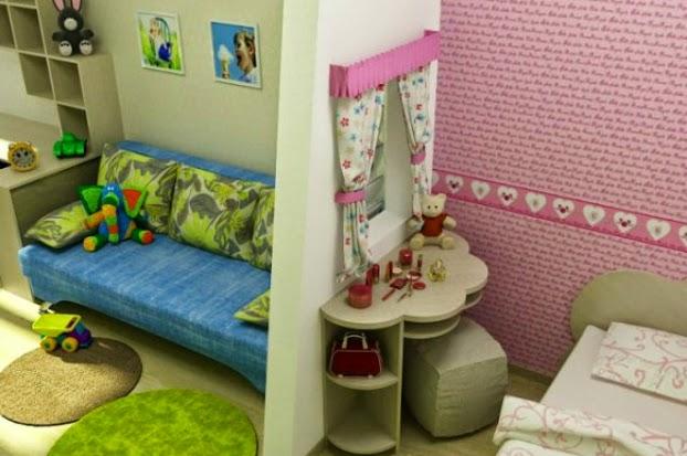 2121 غرف نوم اطفال فردية و زوجية للتوائم تصاميم سراير و حوائط و الوان غرف نوم للاطفال مودرن