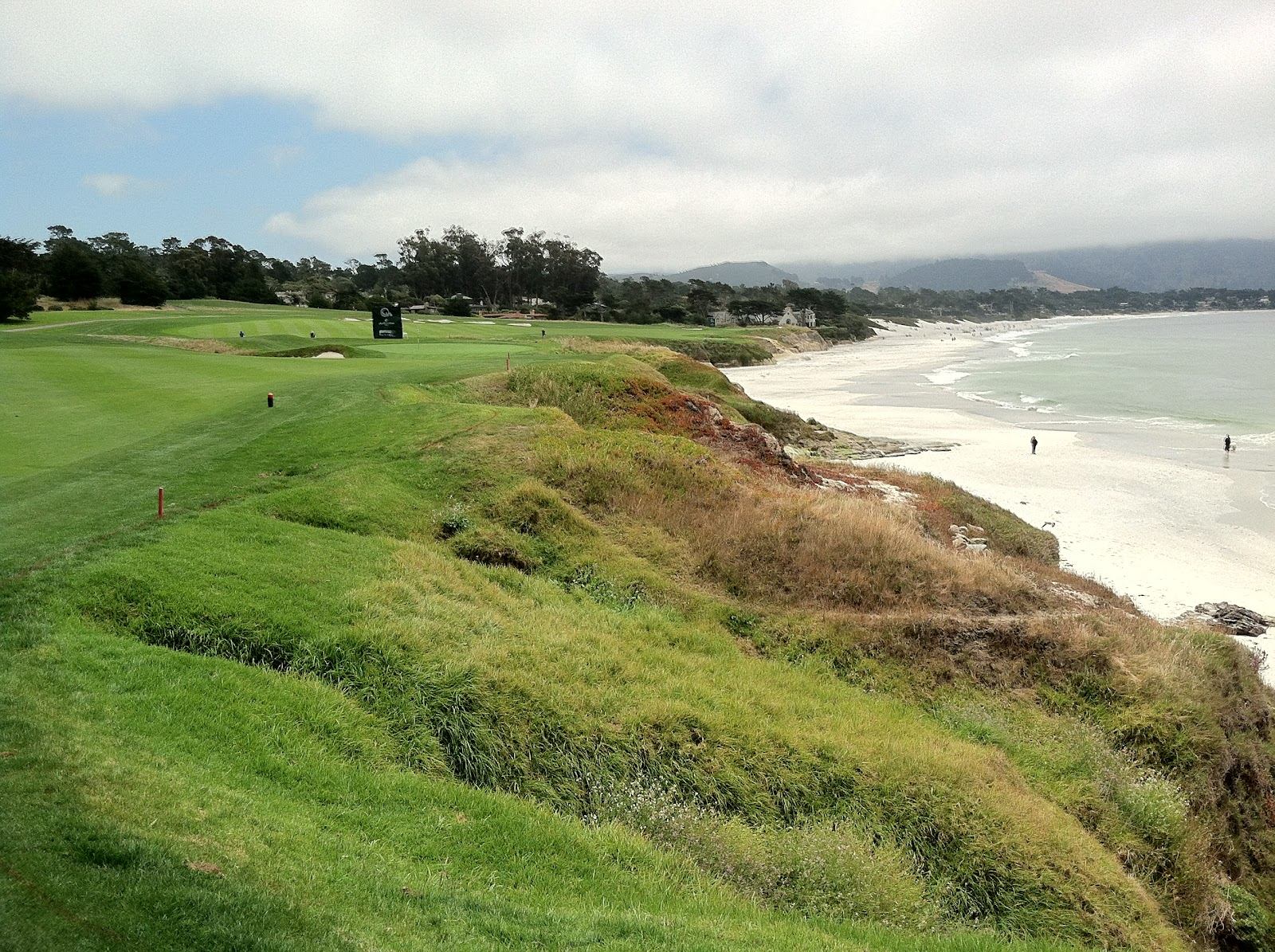 Amc Grand Island 7 >> Pebble Beach Golf Links - Pic of the Week ~ The World of Deej