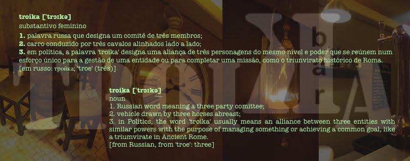 Troika Bar
