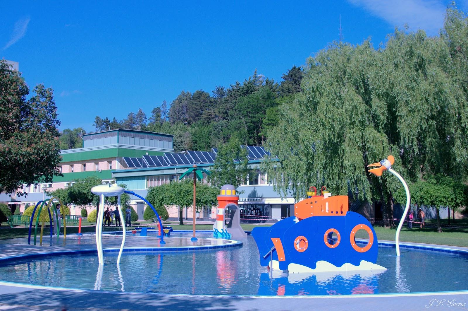 j l gorria piscina infantil de amaya