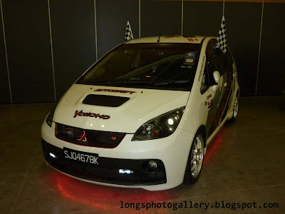 Modified Mitsubishi Colt