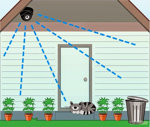 Camaras de seguridad c mo instalar un sistema de c maras de seguridad en casa - Camaras para casa ...