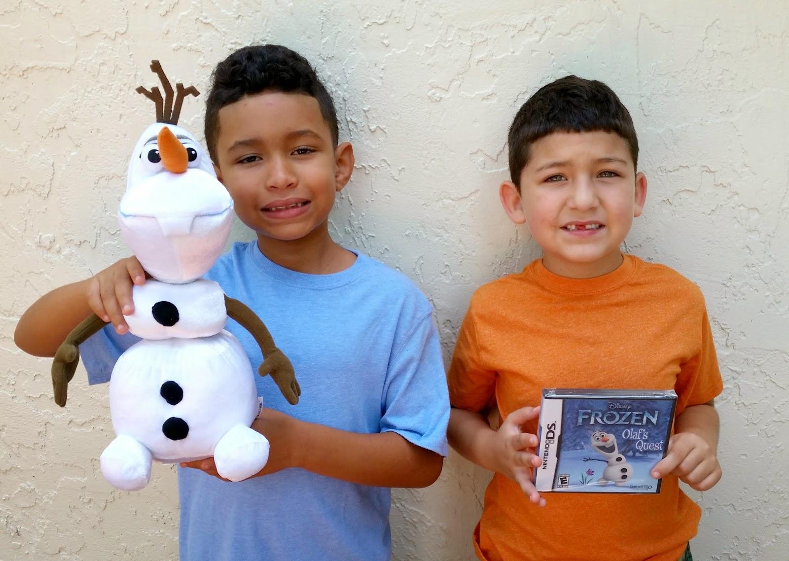 Frozen Fun for boys! #FrozenFun #shop