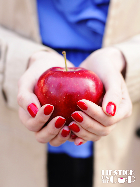 Big red apple dating