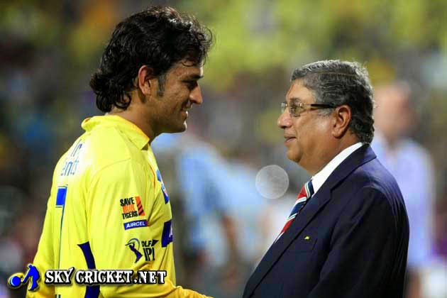 SC condemn BCCI and raised question about conflict of interest.