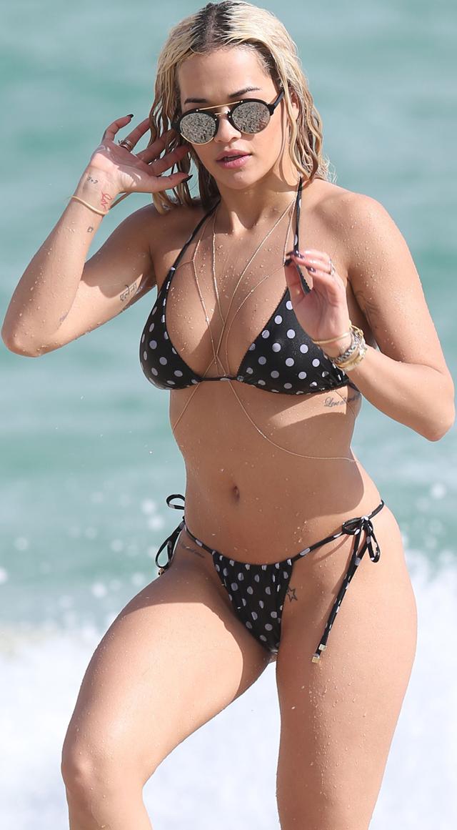 El bikini de Rita Ora