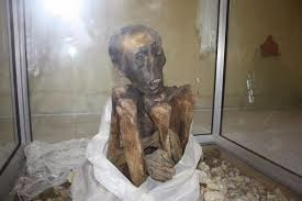Mummy at Geu Village