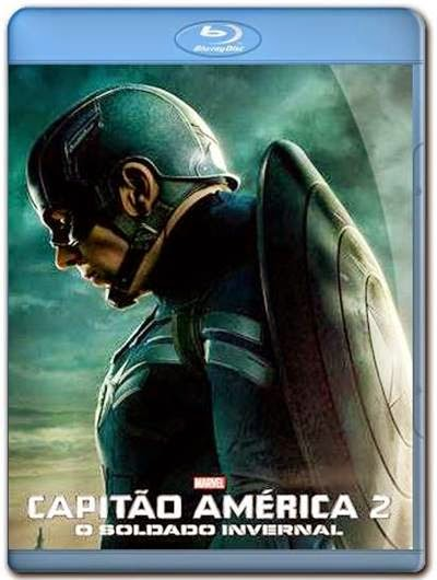 Baixar Capitão América 2 O Soldado Invernal AVI BDRip Dual Áudio + BRRip + Bluray 720p e 1080p 3D Torrent