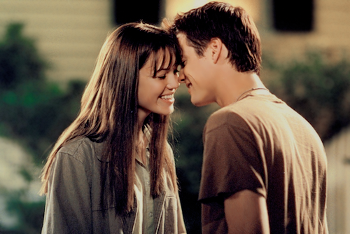 A WALK TO REMEMBER, cuando miro al cielo, historias de cancer, erase una vez