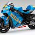 2011 MotoGP :  Rizla Suzuki GSV-R Race Bike