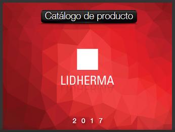 LIDHERMA - CATÁLOGO DE PRODUCTOS MARZO DE 2017: