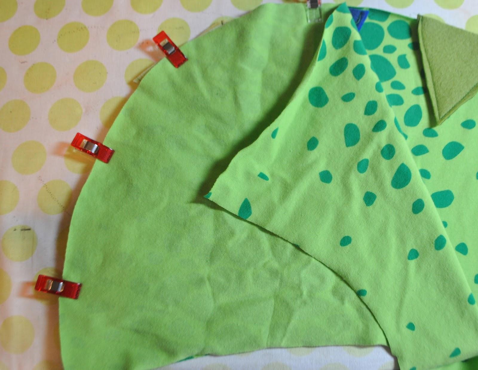 Hooded Dragon Vest (Free Pattern) - Beatnik Kids
