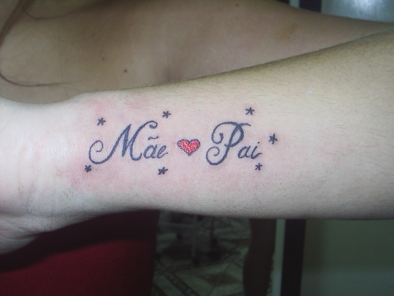 Tag Tatuagens De Pai E Mae Frases