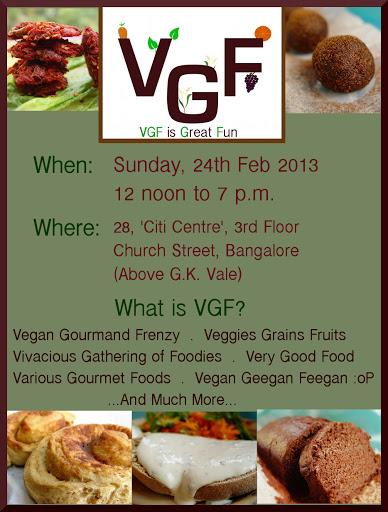 VGF Poster