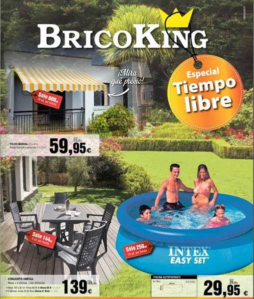 ofertas bricoking junio 2014