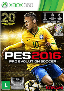 Pro Evolution Soccer 2016 – XBox 360
