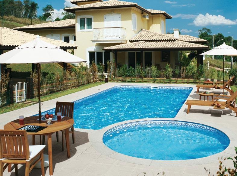 Escolhendo o modelo da piscina de vinil dicas para casa for Modelos de piscinas en casa