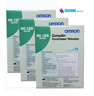 Nebulizer Inhalasi OMRON