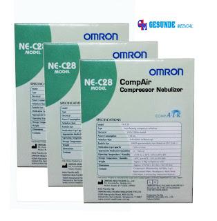 Nebulizer Inhalasi OMRON