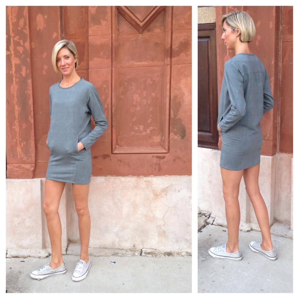 lululemon comme to cozy dress