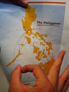 4ª y última parada: Filipinas