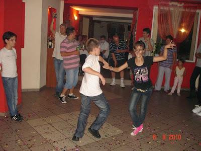demonstratie de dans