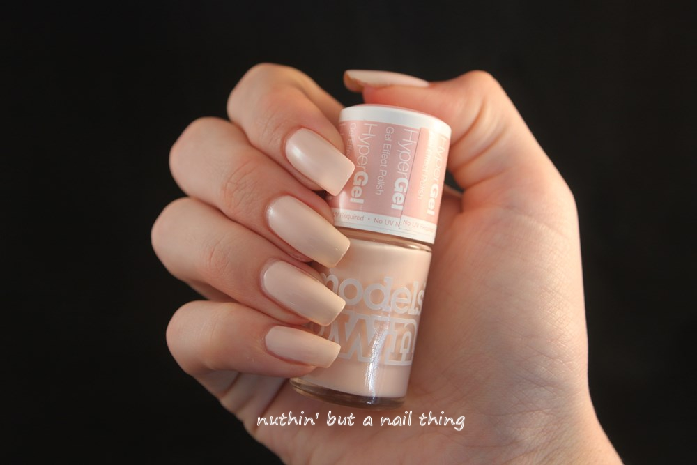 Models Own Hypergel Collection New Colours Prude Nude