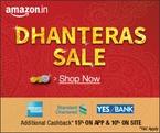 Amazon Dhanteras Dhamaka