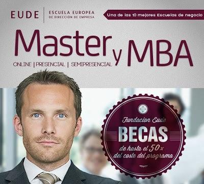 EUDE masteres MBA