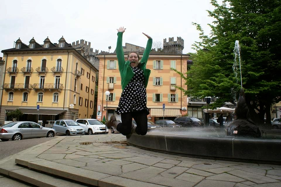 Jump Shot Bellinzona Switzerland
