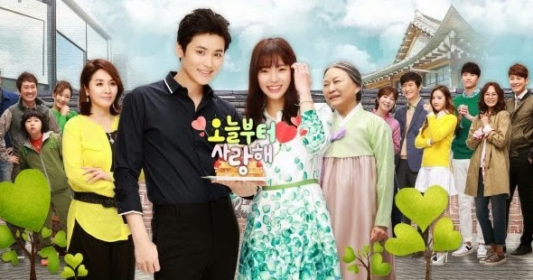 » The Greatest Love » Korean Drama
